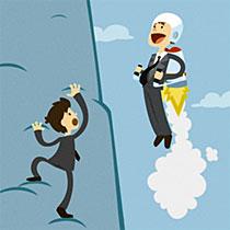 Снимайтесь с «ручника» Вера в сотрудника делает его всемогущим